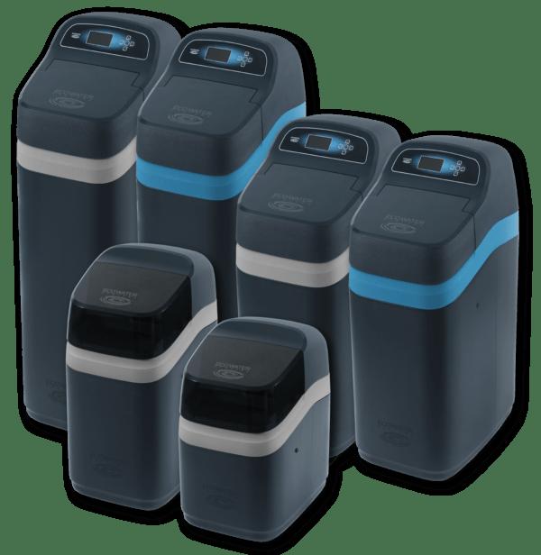 Smart Wifi & Electronic Water Softeners