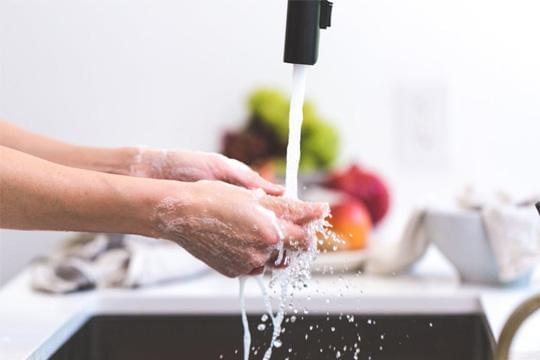 Saving water in the kitchen | EcoWater