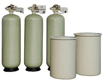 "5000 Series 2"" Triplex Water Softener"