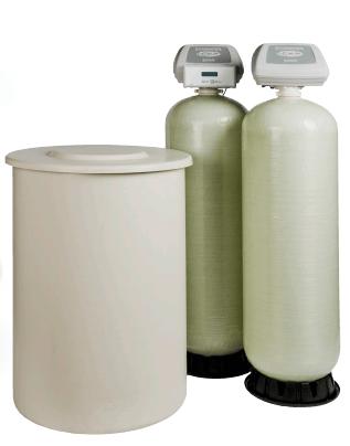 """5000 Series 1"""" Duplex water softener"""
