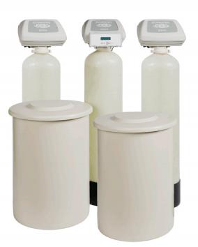 "5000 Series 1"" Triplex Water Softener"